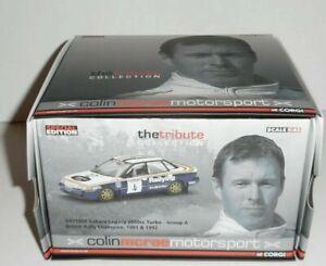 Colin McRae Tribute Collection Subaru Legacy 2.0 Turbo BRC 1991 & 1992
