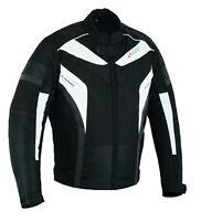 Original Ducati Logo 14 Bomberjacke Protektoren Jacke schwarz reduziert NEU