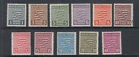 SBZ  Mi-Nr. 73-84y ** postfrisch