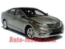 1:18 Beijing Hyundai 2011 Azera Hyper Silver Metallic Dealer Edition