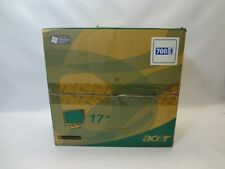 """Acer X-171  17""""  1280x1024 LCD Monitor"""