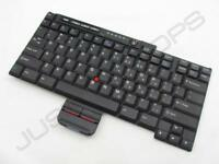Genuine IBM Lenovo ThinkPad T22 US English QWERTY Keyboard 02K4951 TT85-US
