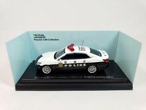 1:64 Kyosho Rai's Toyota Crown Athlete GRS214 S Series Japan Police Patrol Car
