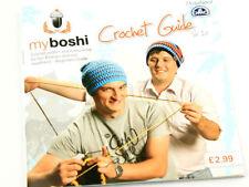 ** MYBOSHI CROCHET GUIDE - WITH FREE MYBOSHI CROCHET HOOK