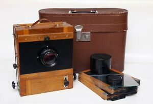 Large format Wooden camera FKD 13x18
