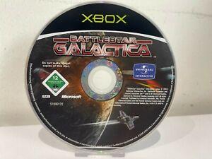 Battlestar Galactica (Microsoft Xbox, 2003) - Full Game - Works On Xbox 360