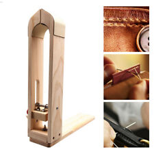 Leathercraft Lacing Clamp Pony Sewing Horse Leather Stitching Table Desktop