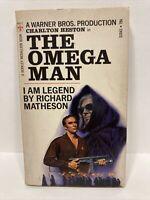 I Am Legend By Richard Matheson Good, 1971 2nd Print Berkley PB Charlton Heston