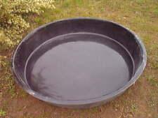 NEW Garden Water Feature Round Fibreglass Ponds, 4' Round pond