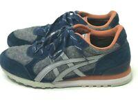 ASICS Onitsuka Tiger Men US 7 EU 40 Colorado Eighty Five Grey Suede Textile Shoe