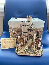 "David Winter Cottage ""Castle Gate"" Certificate of Authenticity & Box"