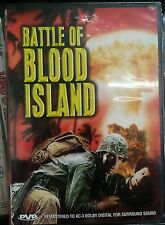Battle of Blood Island DVD