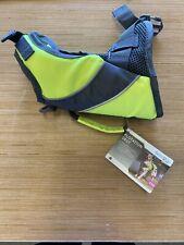 Dog life vest Good2Go Yellow Dogs Flotation Vest XXS