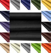 RIPSTOP RIP STOP WATERPROOF FABRIC KITE NYLON MATERIAL COVER BY THE METRE 150CM
