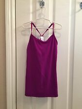 Girl's IVIVVA Workout Tank Raspberry Pink Color Size 10