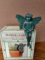 Cicely Mary Barker Flower Fairies Flower Pot Collection -The Wallflower Fairy