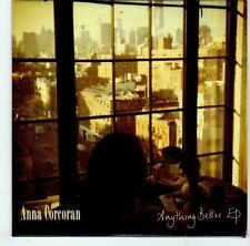 (EL823) Anna Corcoran, Anything Better EP - 2013 DJ CD