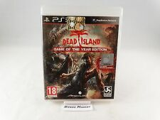 DEAD ISLAND GAME OF THE YEAR EDITION GOTY - SONY PS3 PLAYSTATION 3 PAL ITALIANO