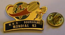 Pins RUGBY MONDIAL ENFANTS 1993 BOURGOGNE MNV