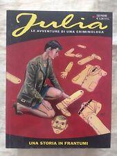 JULIA le avventure di una criminologa n.143 - FUMETTO Sergio Bonelli