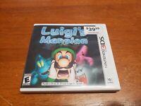Luigi's Mansion 3DS Remake (Nintendo 3DS) Display Case Only