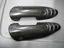 Triumph Carbon Fiber Heat Shield Speed Triple Tiger Sprint ST Daytona A9728017