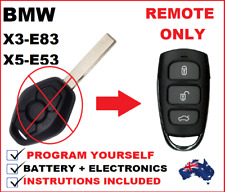 Fit BMW Key less Remote X3 E83 X5 E53 - 2003 2004 2005 2006 2007 2008 2009 2010
