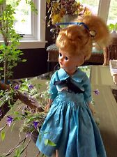 Vintage 1957 Vogue Blonde Hair Ponytail Jill Doll
