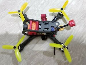 QAV CODERED 3 Inch (BNF) with TBS CRSF Nano Rx with Immortal T antenna. NEW!