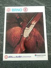 Vintage Brno Catalog