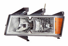 2005-2008 Chevrolet Colorado Xtreme Chrome Housing Driver Left Headlight