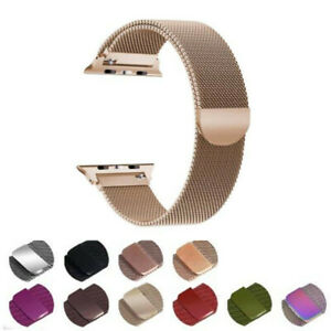 Milanese Cinturino Per Apple Watch Series1/2/3/4/5/6 38/40/42/44MM