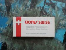 Bones swiss Bearings**skateboard**longboard**carver**roller**scooter**