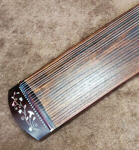 "49"" Travel Guzheng Harp Chinese instrument zither Koto 21-String #02508"