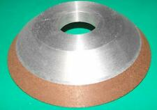 12V9 Diamond grinding wheel 125mm D126 CON 75 for carbide and non-ferrous
