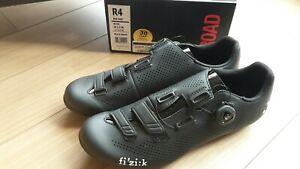 Fizik R4B Uomo Boa Carbon Mens Road Cycling Shoes - Black