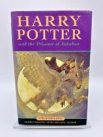 Harry Potter And The Prisoner of Azkaban Bloomsbury Edition First Print VG 1999