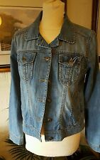 Waist Length Denim Jackets Women's NEXT