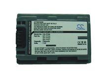 7.4 V Batteria per Sony dcr-sr80, DCR-HC24E, DCR-HC16, DCR-SR30E, DCR-DVD705E, DCR