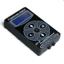 Tattoo supplies Pro Digital Dual Black Tattoo Power Supply g