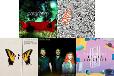 Paramore: Complete Studio Album Discography 1-5 After Laughter + More! Audio CDs