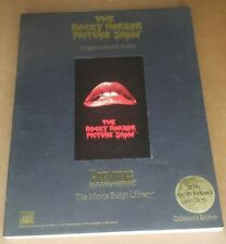 The Rocky Horror Picture Show - Original Movie Script by J Sharman & O'Briien