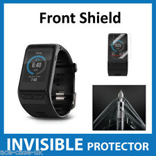 Garmin Vivoactive HR INVISIBLE FRONT Screen Protector Shield - Military Grade