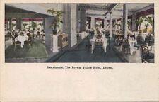 Postcard Restaurants The Brown Palace Hotel Denver Co