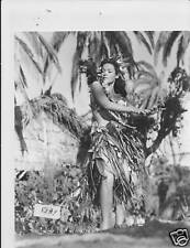 Gene Tierney leggy dancer Photo from Original Negative