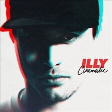 Cinematic by Illy (CD, Nov-2013, Onetwo) Aussie Hiphop