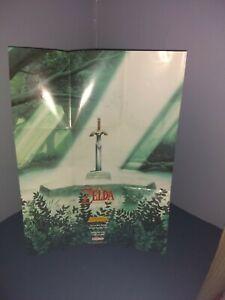 Legend of Zelda Link to the Past Poster ONLY Super Nintendo SNES Excellent!