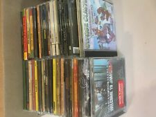 Reggae CD Lot of 33 CLEAN Wyclef Jean George Clinton Roots Ska Bob Marley Dance