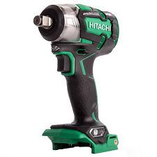 "Brand New Hitachi 18V Cordless Brushless IP56 Impact Wrench 1/2"" - WR18DBDL2"