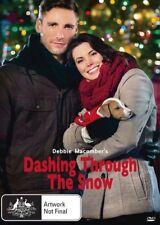 Dashing Through the Snow - Debbie Macomber NEW R4 DVD